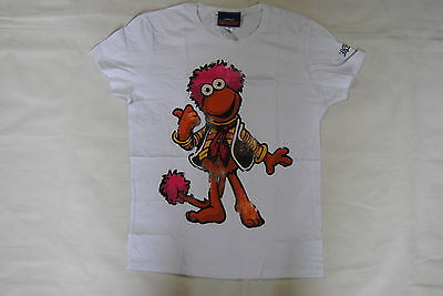 Jim Henson's Fraggle Rock Gobo Ladies Skinny T Shirt Large New Official