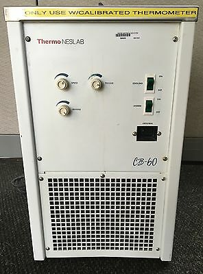 THERMO NESLAB CB60 CB-60 tested -40C CRYOBATH LOW TEMPERATURE BATH CHILLER