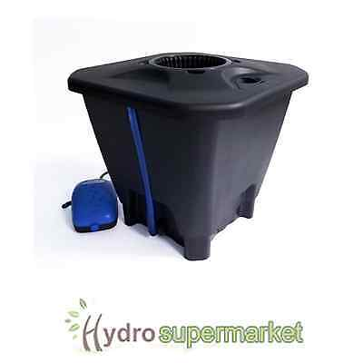 Nutriculture Oxypot 9 Dwc Komplettset Deep Water Culture Hydro Topf Grow Pflanzzubehör