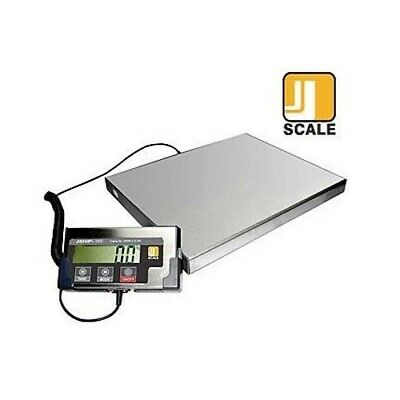 Jennings J-Ship 332 Lb Bench / Shipping / Postal Scale