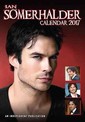 Ian Somerhalder 2017 Kalender (Dream) Neu