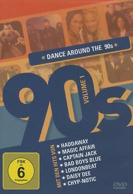 Dance Around The 90S Vol.1-Various-Dvd New