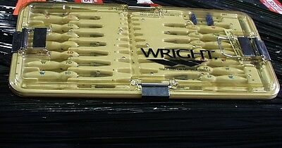 Wright Instrument Set 2424-0000 Surgical Tray