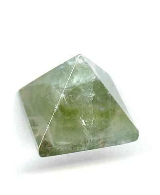 Fluorite Gemstone Pyramid #3