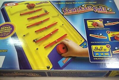 Ideal Frantic Fall Tabletop Marble Maze Game