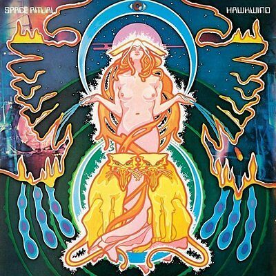 Hawkwind - The Space Ritual Alive Vinyl LP New & Sealed