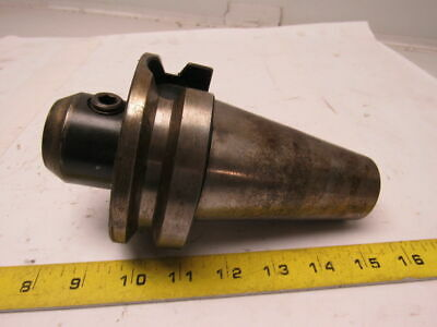 """Lyndex B5006-0750 BT50 End Mill Holder 3/4"""" Bore 3"""" Projection Weldon Style"""