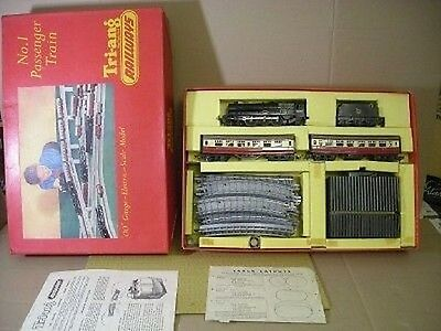 TRIANG HORNBY BR PRINCESS SET No 1 RICHMOND PRODUCTION