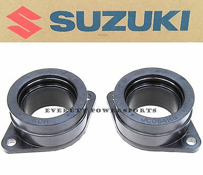 New Genuine Suzuki Intake Manifold Boots & O-Rings GS500 F 01-09 OEM Boot #O196