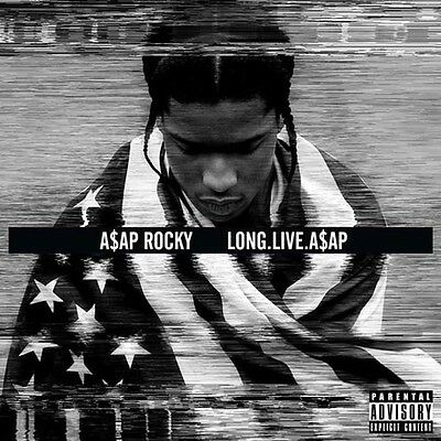 A$AP Rocky - Long Live A$Ap [New CD] Explicit, Deluxe Edition