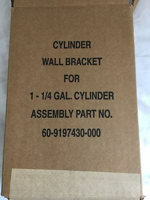 Range Guard Wall Bracket 60-9197430-000 For 1-1/4 Gallon Cylinder Brand New