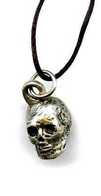 Skull Pendant - Lead-Free Pewter     Made in the USA