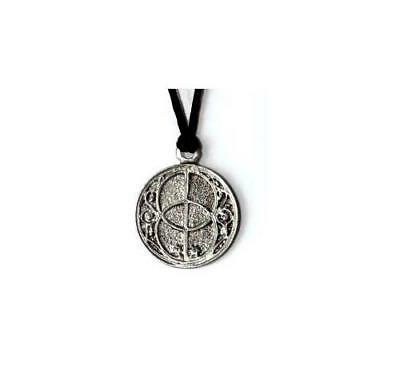 Chalice Well Pewter Necklace