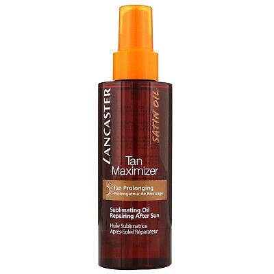 Lancaster Suncare Aftersun Tan Maximizer Oil 150ml for her BRAND NEW
