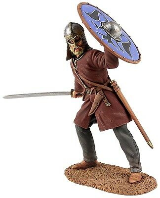 Britains Wrath Of The Northmen 62103 Viking Defending With Sword Mib