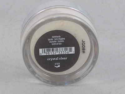 bareMinerals CRYSTAL CLEAR Incandescent Cream Diamond Infused Eyecolor FS .57g