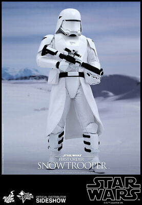 Star Wars Episode VII Figur First Order Snowtrooper Sixth Scale Figure Hot Toys