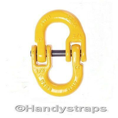 8mm Grade 80 Lifting Chain Component Connector