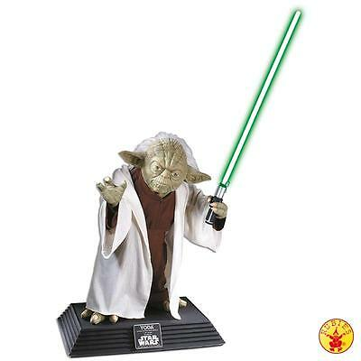 Star Wars Meister Yoda Life-Size Statue aus Latex (66 cm)