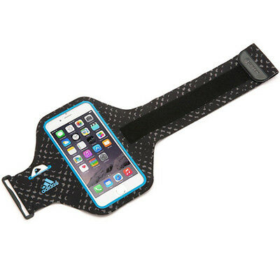 New Griffin Adidas Armband Iphone 6 Plus Holder Running Sports Case Black Blue