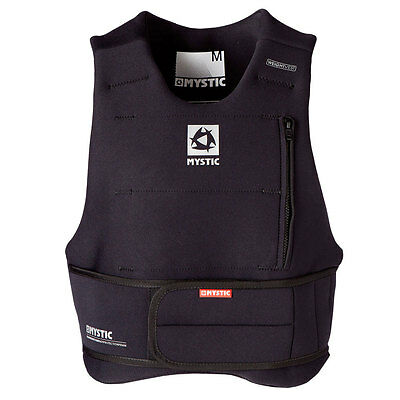 2016 Mystic Weight Impact Vest Black