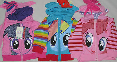 My Little Pony Hoodie Rainbow Dash Pinkie Pie Fluttershy Twilight Sparkle Jumper