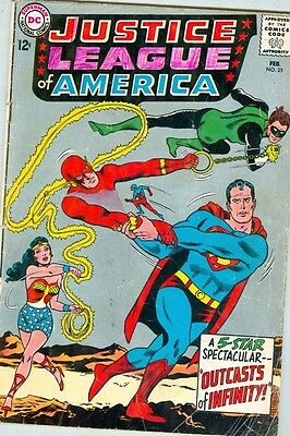 Justice League of America #25 February 1964 G