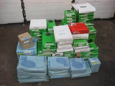 Wholesale Job Lot of Air Filters 100 Mixed Ford and Mazda Cars etc. Lot 7