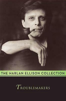 NEW Troublemakers by Harlan Ellison Paperback Book (English) Free Shipping