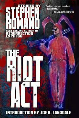 NEW The Riot ACT by Stephen Romano Paperback Book (English) Free Shipping
