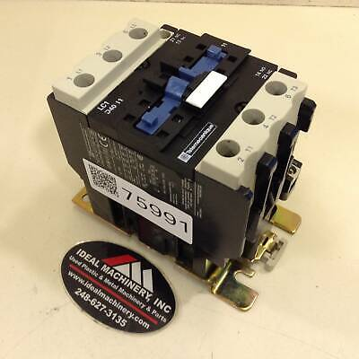 Telemecanique Contactor LC1D4011 Used #75991
