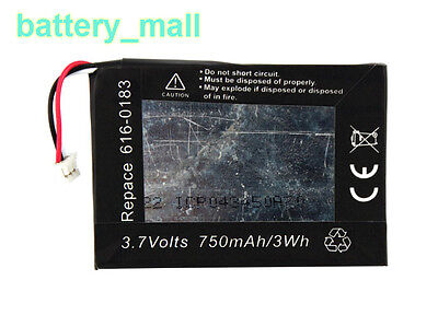 750mAh Batt for Apple iPod 4th Generation M9282CH/A M9282FE/A M9282J/A M9282X/A