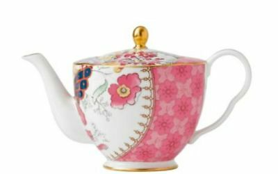 Wedgwood - 12.5 oz Teapot - Butterfly Bloom