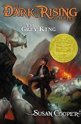 The Grey King by Susan Cooper (English) Hardcover Book Free Shipping!