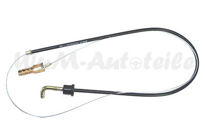 Anlasserzug  Fiat 500 R 126 starter control cable