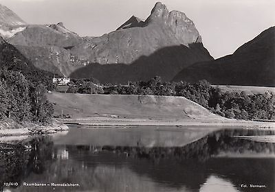 Post Card - Norway / Raumbanen - Romsdalshorn
