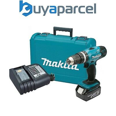 Makita DHP453SF 18v Lithium-ion 3.0Ah Cordless 2 Speed Hammer Drill Driver