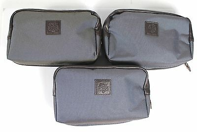 3x British Airways First Class Amenity Kits Kulturbeutel
