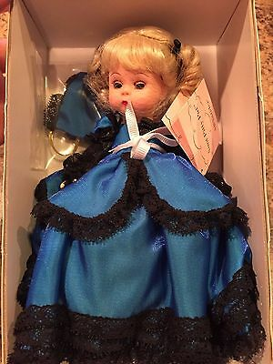 "Madame Alexander Doll 33465 Aunt Pitty Pat Gone With the Wind 8"" NRFB Retired"