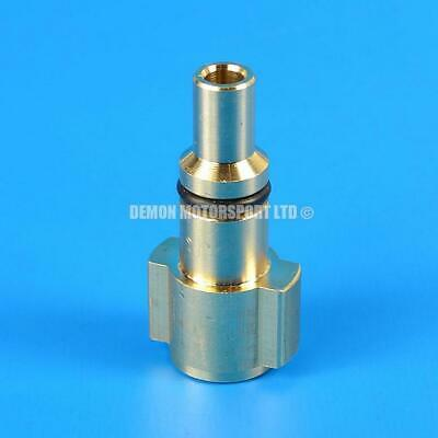 Pressure Washer Lance Fitting 1/4 BSP Adaptor For Challenge Xtreme & Parkside