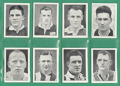 Football - R. & J. Hill -  Rare  Set  Of  20  Popular  Footballers  Cards - 1935
