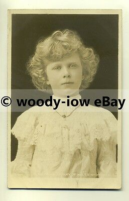 r0088 - Princess Mary daughter of King George V - postcard