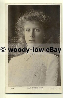r0093 - Princess Mary daughter of King George V - postcard