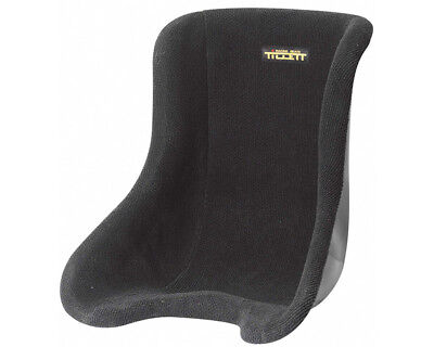 Tillett Seat T8 Standard Black Full Cover XS UK KART STORE