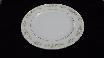 International Silver Co. Fine China Springtime Round Serving/Vegetable Bowl