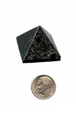 Black Tourmaline Energizer/Pyramid - Lot #3