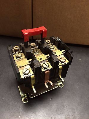Square D Overload Reset Relay