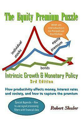 The Equity Premium Puzzle, Intrinsic Growth & Monetary Policy: Special Investor'