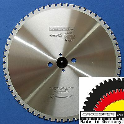 Sägeblatt METALLE EISEN 315x30mm Z60 WWF *MADE IN GERMANY* für Dry Cutter Jepson