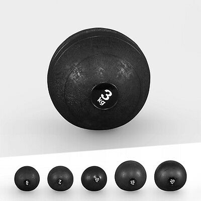 Slamball Gummi Medizinball Fitnessball Trainingsball No Bounce Gorilla Sports